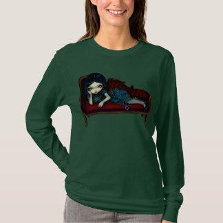 T-shirt La chemise gothique de victorian de sofa