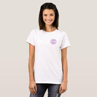 T-shirt La chemise moyenne divine