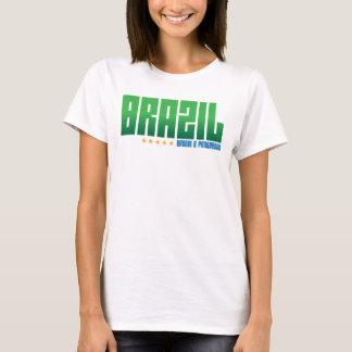 T-shirt La chemise sans manche des femmes du Brésil