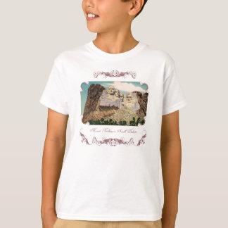 T-shirt La chemise victorienne de l'enfant du mont