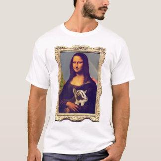 T-shirt La chèvre de Mona Lisa