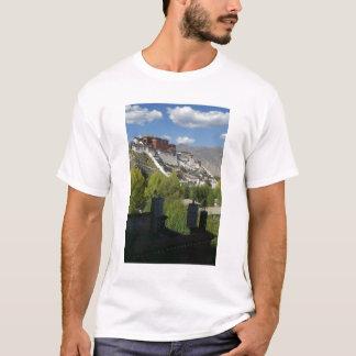 T-shirt La Chine, Thibet, Lhasa, le Palais du Potala 2