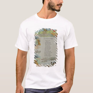 T-shirt La cigale et la fourmi des fables