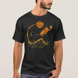 T-shirt La citation d'or une de lecteur a dégrossi chemise