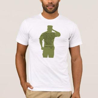 T-shirt La citation marine