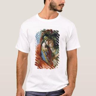 T-shirt La clémence d'Alexandre le grand