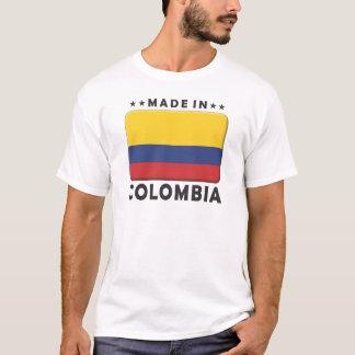 T-shirt La Colombie a fait