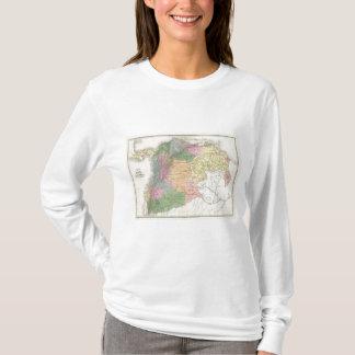 T-shirt La Colombie et le Venezuela 2
