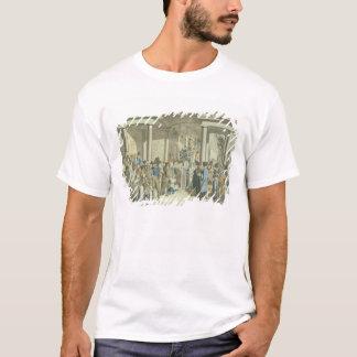 T-shirt La Communauté de santé à la fontaine de Karlsbader