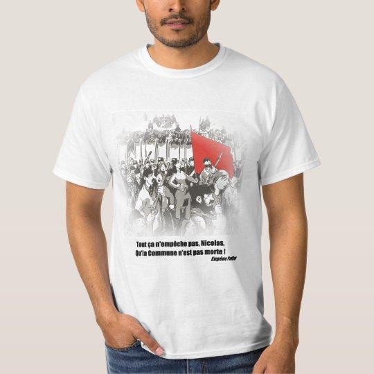 T-shirt La Commune