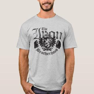 T-shirt La confrérie de fer - chemise de gradient