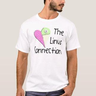 T-shirt La connexion de Linus