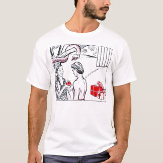 T-shirt La copie d'automne