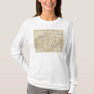 T-shirt La côte de Tierra Firma de Carthagène