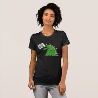 T-shirt La coupe d'habillement de Greep des dames