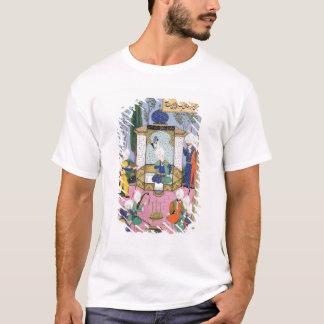 T-shirt La cour du sultan