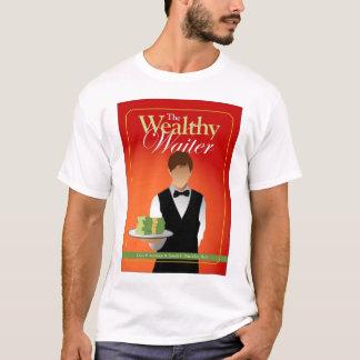 T-shirt La couverture riche T de serveur