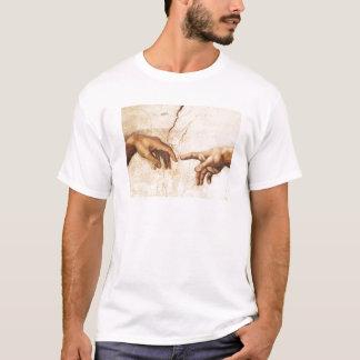 T-shirt - la création d'Adam