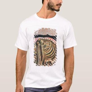 T-shirt La création d'Urizen en forme matérielle par