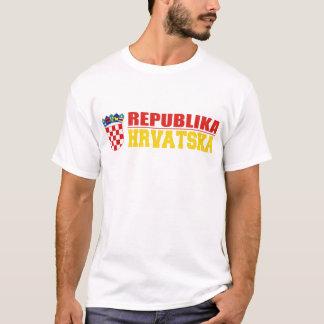 T-shirt La Croatie 2