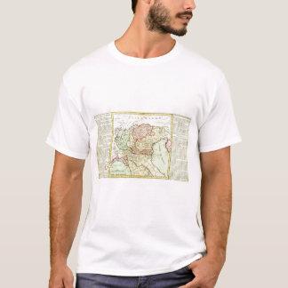 T-shirt La Croatie, Slovénie, Italie