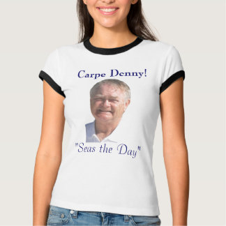 T-shirt La croisière de Denny badine la chemise