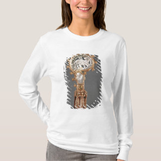 T-shirt La crosse des abbesses du Cistercien