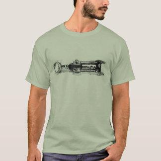 T-shirt La cuisine usine l'ouvreur de vin