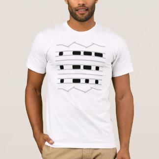 T-shirt La curiosité Rover de JPL Mars fatiguent la copie