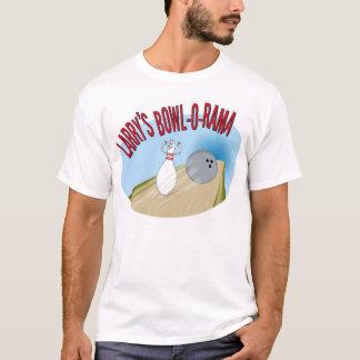 T-shirt La Cuvette-o-Rama de Larry