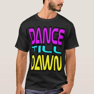 T-shirt La danse labourent l'aube