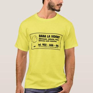 T-shirt La de baba vident