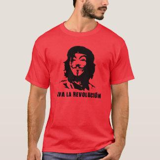 T-shirt La de vivats anonyme