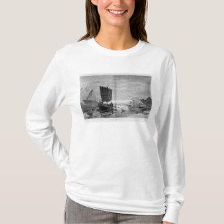 T-shirt La découverte du Groenland