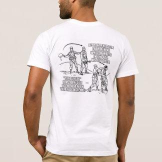 T-shirt La défense de casque