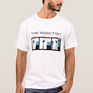 T-shirt la dépendance des aquariums
