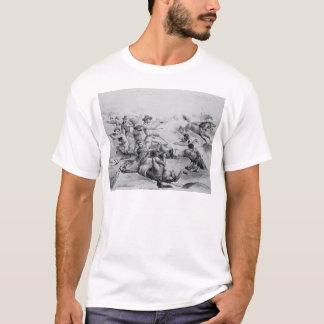 T-shirt La dernière bataille du Général Custer
