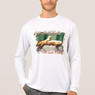 T-shirt La dernière frontière