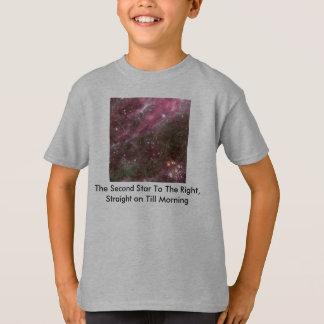 T-shirt La deuxième étoile…