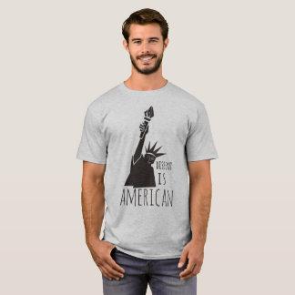 T-shirt La dissidence est américaine