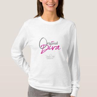 T-shirt La diva originale. Psaume 135