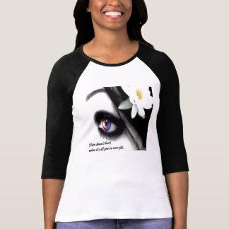 """T-shirt La """"douleur ne blesse pas"""" la chemise"""