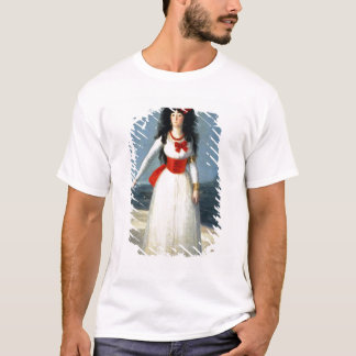 T-shirt La duchesse d'alba, 1795