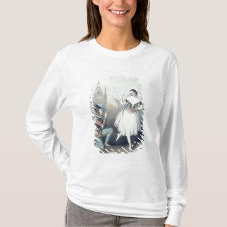 T-shirt La Esmeralda': Carlotta Grisi et Jules Perrot
