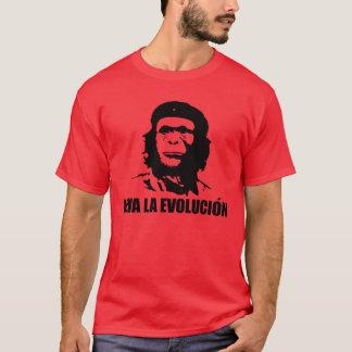 T-shirt La Evolucion (La Evolución de vivats de vivats)