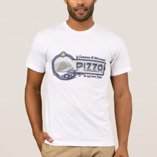 T-shirt La  Fameuse Pizza de M'sieur Henri