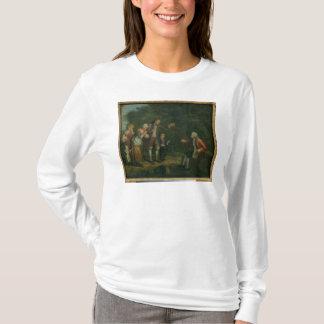 T-shirt La famille de Calas avant Voltaire chez Ferney