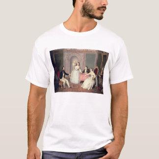 T-shirt La famille de l'aile du nez de Giuseppe Sigismondo