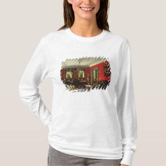 T-shirt La famille de Nashchokin dans le salon