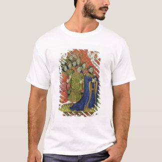 T-shirt La famille de Neville à la prière